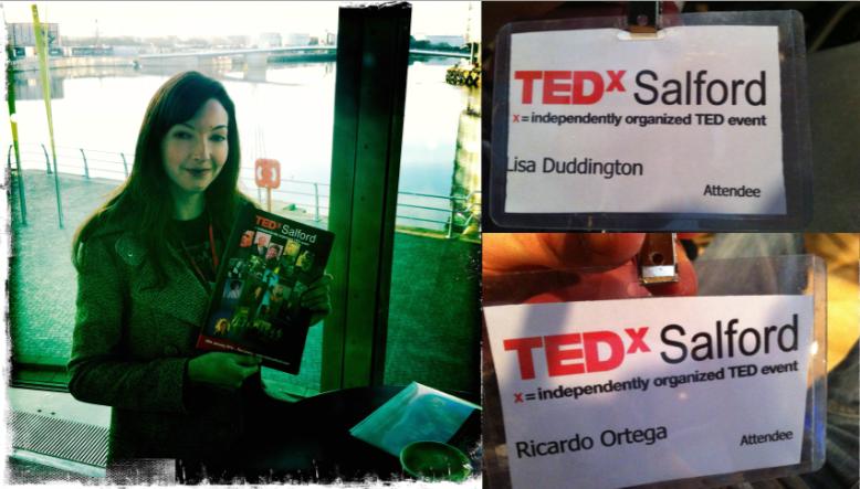 Salford TEDx